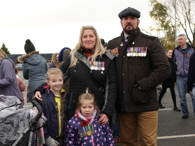 Buckley Remembrance Parade - 001