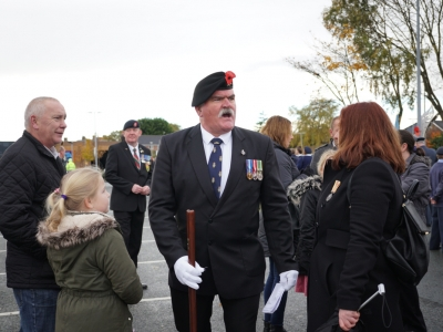 Buckley Remembrance Parade - 002