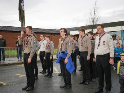 Buckley Remembrance Parade - 007