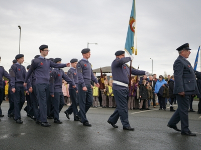Buckley Remembrance Parade - 008