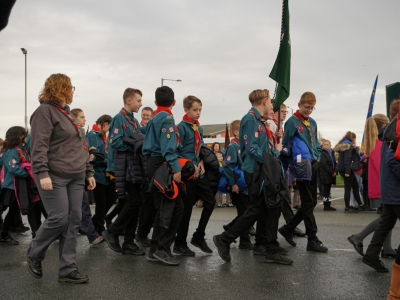 Buckley Remembrance Parade - 010