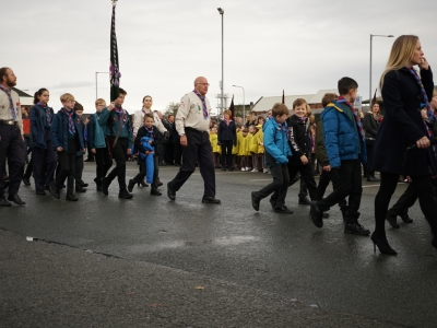 Buckley Remembrance Parade - 011