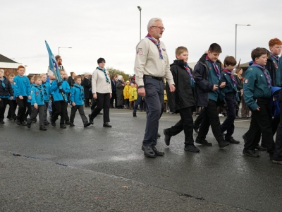Buckley Remembrance Parade - 012