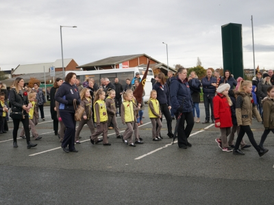 Buckley Remembrance Parade - 014