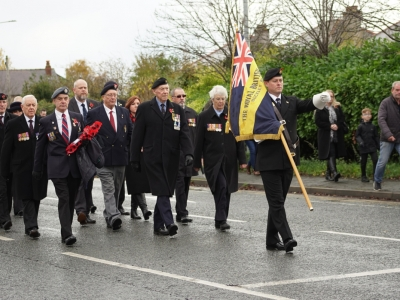 Buckley Remembrance Parade - 022