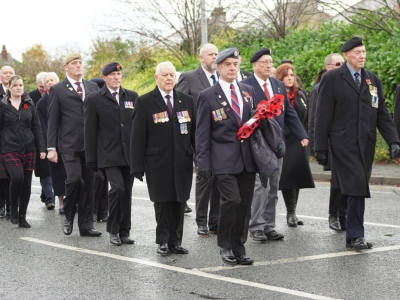 Buckley Remembrance Parade - 023