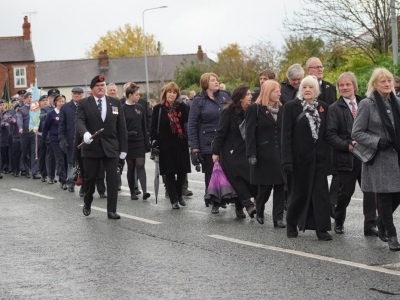 Buckley Remembrance Parade - 025