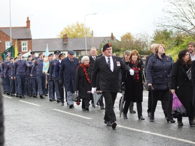 Buckley Remembrance Parade - 026
