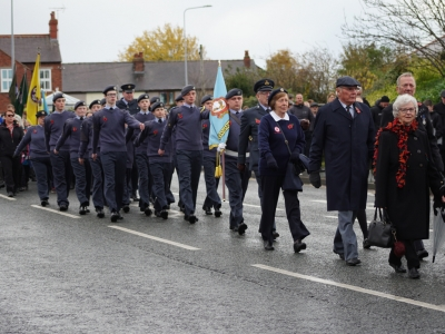 Buckley Remembrance Parade - 027
