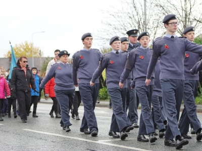 Buckley Remembrance Parade - 028