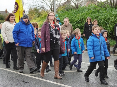 Buckley Remembrance Parade - 029