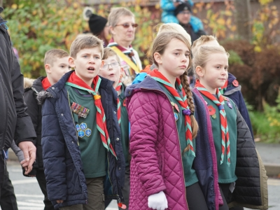 Buckley Remembrance Parade - 030