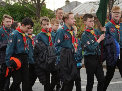 Buckley Remembrance Parade - 032