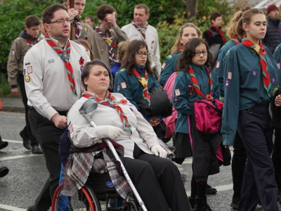 Buckley Remembrance Parade - 034