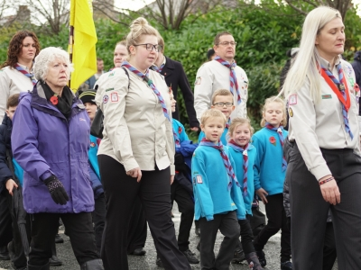 Buckley Remembrance Parade - 037