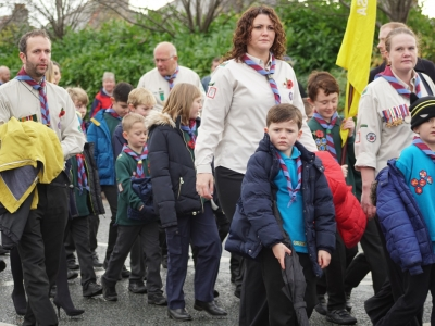 Buckley Remembrance Parade - 038