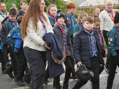 Buckley Remembrance Parade - 039