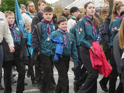 Buckley Remembrance Parade - 040