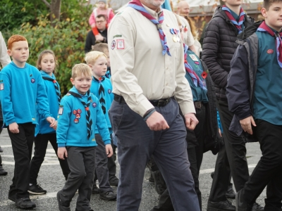 Buckley Remembrance Parade - 041