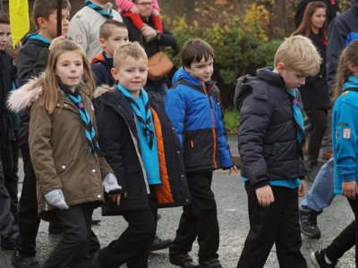 Buckley Remembrance Parade - 042