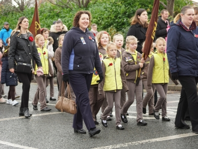 Buckley Remembrance Parade - 045