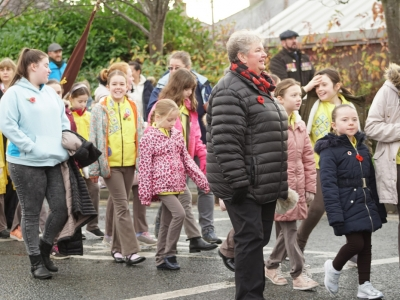Buckley Remembrance Parade - 046