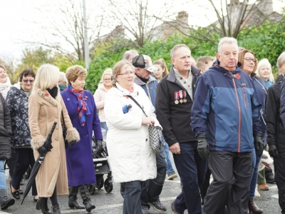 Buckley Remembrance Parade - 054