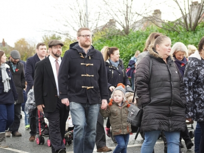 Buckley Remembrance Parade - 055