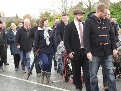 Buckley Remembrance Parade - 056