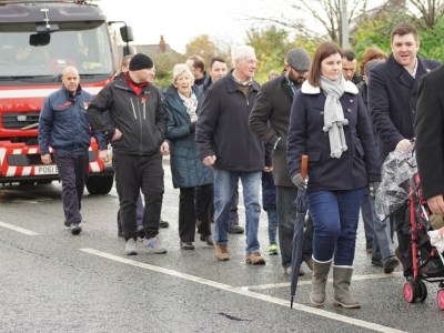 Buckley Remembrance Parade - 057