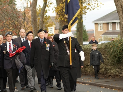 Buckley Remembrance Parade - 066