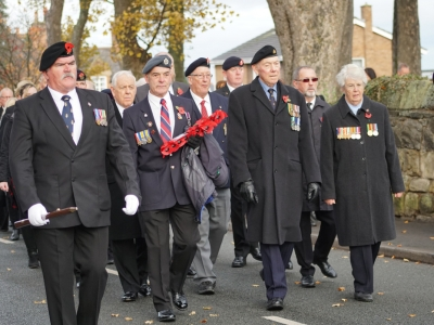 Buckley Remembrance Parade - 067