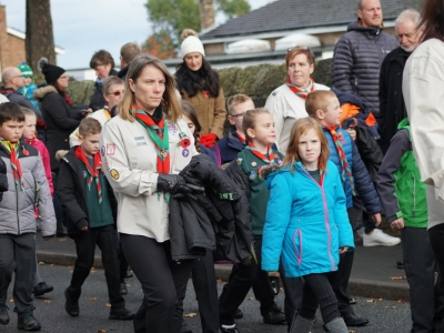 Buckley Remembrance Parade - 076