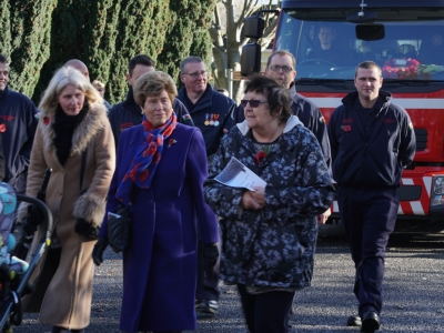 Buckley Remembrance Parade - 120
