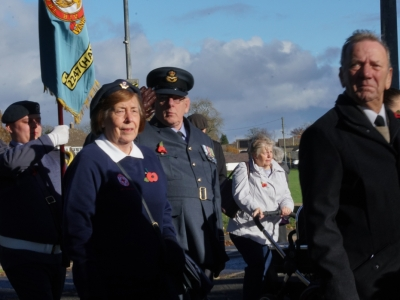 Buckley Remembrance Parade - 126