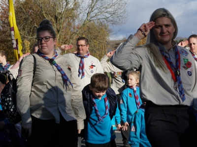 Buckley Remembrance Parade - 130