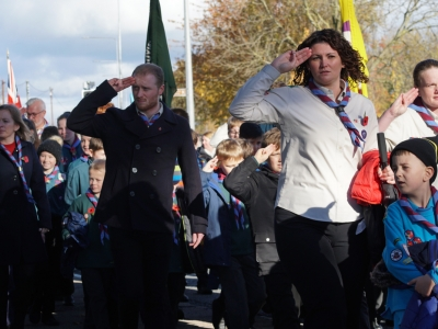 Buckley Remembrance Parade - 131