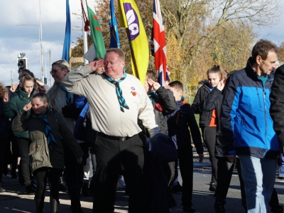 Buckley Remembrance Parade - 135