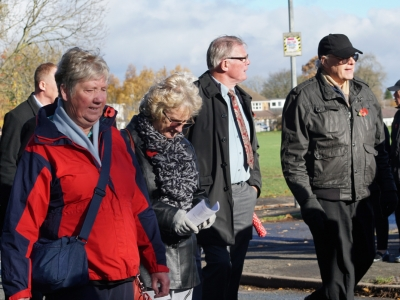 Buckley Remembrance Parade - 143