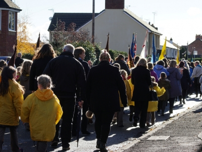 Buckley Remembrance Parade - 144