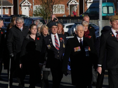 Buckley Remembrance Parade - 146