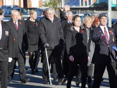 Buckley Remembrance Parade - 147