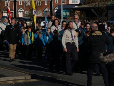 Buckley Remembrance Parade - 150