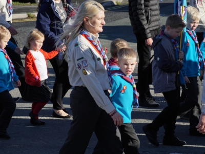 Buckley Remembrance Parade - 151