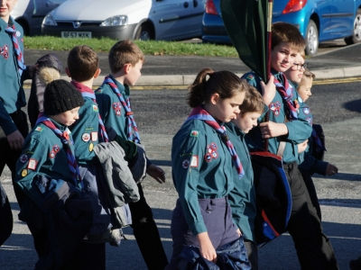 Buckley Remembrance Parade - 153