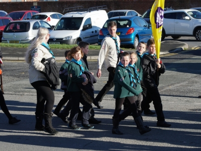 Buckley Remembrance Parade - 155