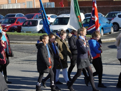 Buckley Remembrance Parade - 156