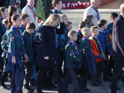 Buckley Remembrance Parade - 158