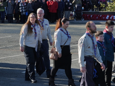 Buckley Remembrance Parade - 160