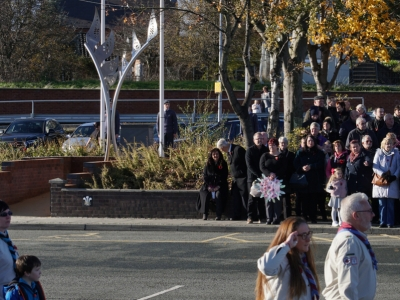 Buckley Remembrance Parade - 161